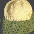 帽子とマフラー
