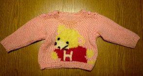 思い出のセーター